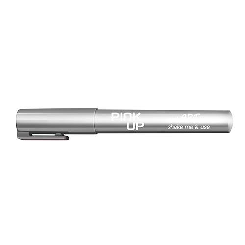 Фломастер для дизайна ногтей `PINK UP` NAIL ART тон silverДизайн ногтей<br>PINK UP Art Nail design pen<br>