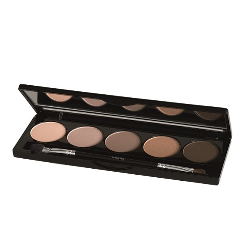 Тени для век `ISADORA` EYE SHADOW PALETTE тон 50