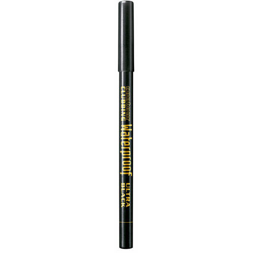 Карандаш для глаз BOURJOIS CONTOUR CLUBBING WATERPROOF водостойкий тон 54 ultra black