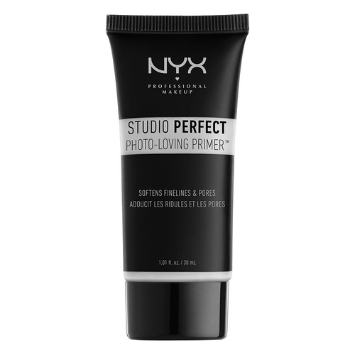 Праймер для лица `NYX PROFESSIONAL MAKEUP` STUDIO PERFECT PHOTO-LOVING PRIMER тон 01 Clear