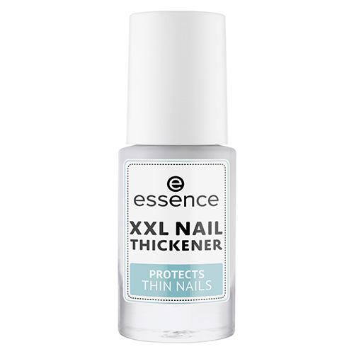 Средство для укрепления ногтей ESSENCE PROTECTS THIN NAILS XXL nail thickender для тонких ногтей 8 мл фото