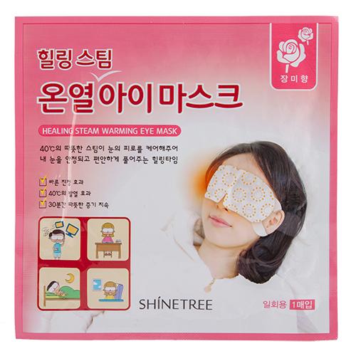 Купить Маска для глаз SHINETREE Роза согревающая, РЕСПУБЛИКА КОРЕЯ/ REPUBLIC OF KOREA