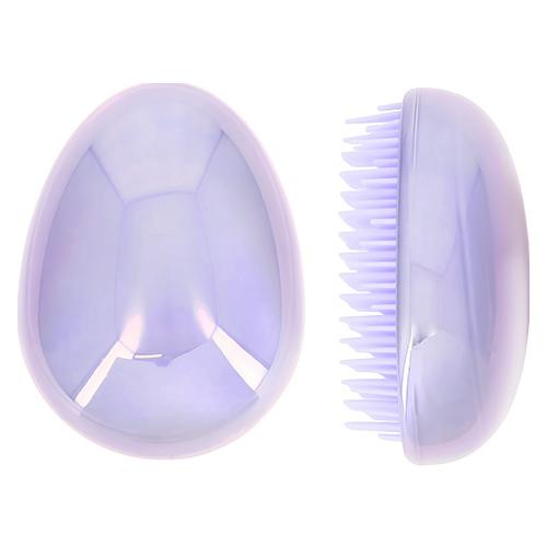 Купить Расческа LADY PINK DETANGLING BRUSH распутывающая перламутровая голубая круглая, КИТАЙ/ CHINA