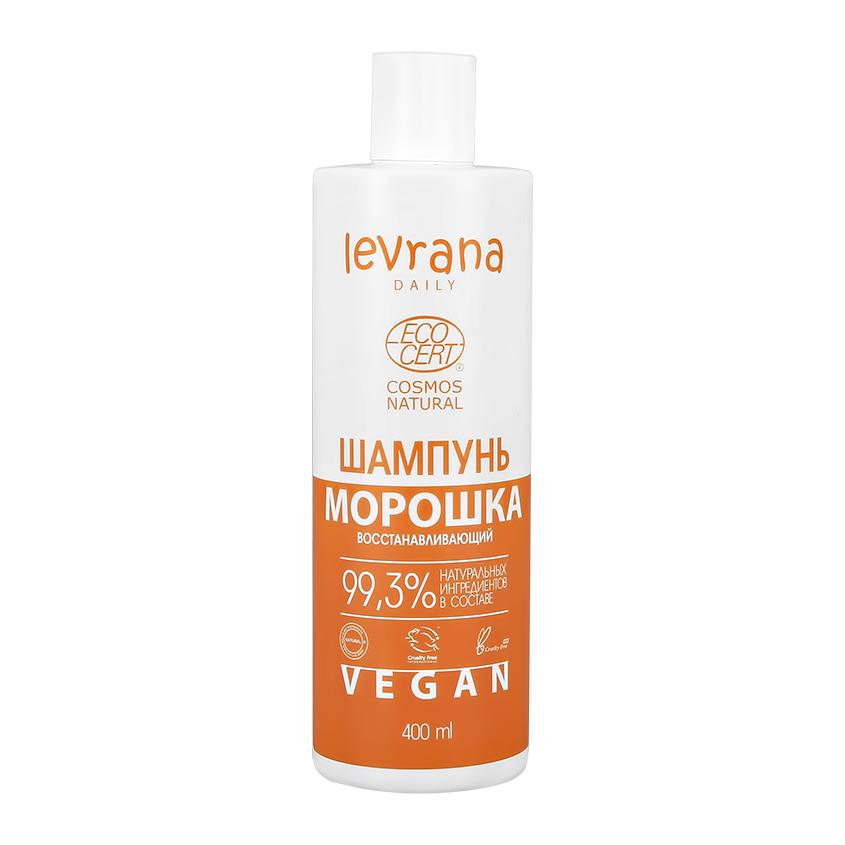Шампунь для волос LEVRANA DAILY Морошка восстанавливающий 400 мл