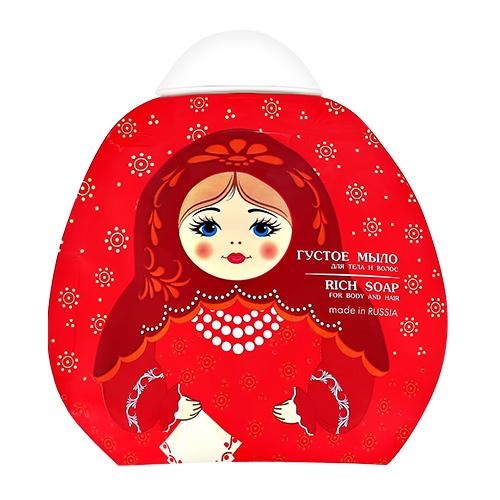 Купить Густое мыло для волос и тела CAFE MIMI 100 мл, РОССИЯ/ RUSSIA