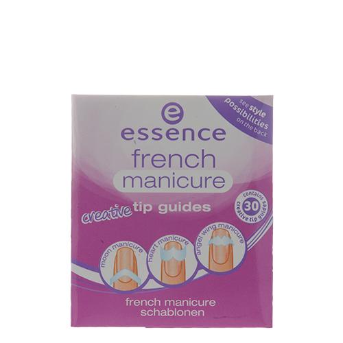 Наклейки для ногтей ESSENCE FRENCH MANICURE для французского маникюра тон 02