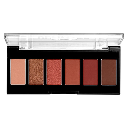 Палетка теней для век `NYX PROFESSIONAL MAKEUP` ULTIMATE EDIT тон Warm neutrals