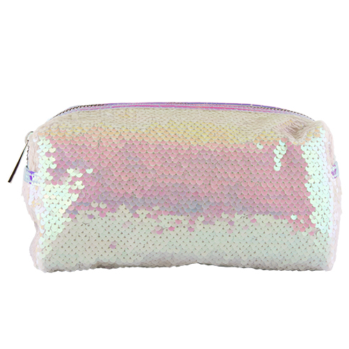 Косметичка LADY PINK SPARKLE белая большаяКосметички<br>Косметичка Lady Pink - стильное и удобное решение для хранения косметики. Большой выбор косметичек разных форм и размеров, а также ярких дизайнов позволит легко выбрать ту, которая подходит именно тебе.<br>