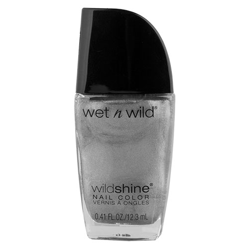 Лак для ногтей WET N WILD WILD SHINE тон E489b Metallica 12 мл