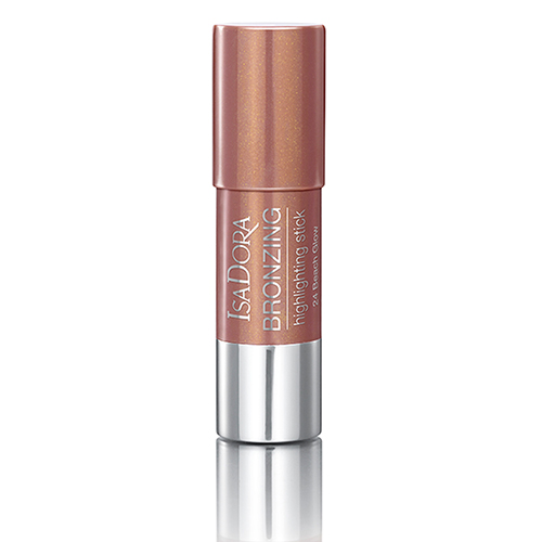 Бронзер для лица ISADORA BRONZING HIGHLIGHTING STICK в стике тон 24 Beach glow