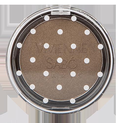 Тени для век `VIVIENNE SABO` PETITS JEUX тон 117 моноТени<br>Гладкая, как шелк текстура с атласным переливом или матовая легко наносится и растушевывается. Стойкий эффект - тени держатся весь день и не требуют подправления, без скатывания в складочке века. Оригинальный привлекательный дизайн упаковки, на каждый цвет подобран свой рисунок. Закружитесь в карусели красок, смешайте оттенки и эмоции, дайте волю Вашей фантазии и ... станьте еще прекраснее. Шелковистая текстура теней элегантных оттенков подчеркнет красоту Ваших глаз. Особые компоненты обеспечат  легкость нанесения даже при помощи кончиков пальцев. Тени превосходно держатся на веках в течение всего дня. Эти тени можно наносить кисточкой, аппликатором, пальцем или палочкой с ватным наконечником и даже кистью для румян, дома или в зеркале автомобиля, практически на бегу – настолько хороша их текстура. Они не скатываются и не собираются в складках век (особенно, если вначале использовать базу Fixateur). Нанесенные одним слоем, они полупрозрачны, а два или три покрытия дадут красивый ровный цвет.<br>