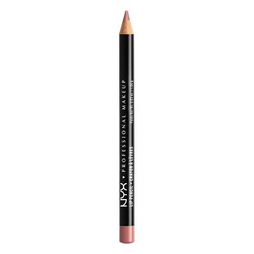 Карандаш для губ `NYX PROFESSIONAL MAKEUP` SLIM LIP PANCIL тон 858 Nude PinkКарандаши<br>Устойчивый карандаш мягкой текстуры. Огромное разнообразие оттенков позволяет воплотить в жизнь любую makeup фантазию!<br>