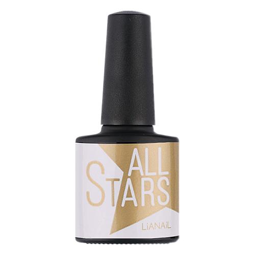 Верхнее покрытие для ногтей UV/LED LIANAIL ALL STARS для французского маникюра 10 мл фото