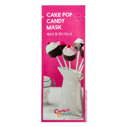 Купить Маска Для Лица Candy Olady Cake Pop Candy Успокаивающая 20 Гр