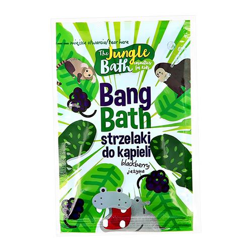 Купить Кристаллы-шипучки для принятия ванн MARBA THE JUNGLE BATH BANG BATH детские в ассортименте 30 г, ПОЛЬША/ POLAND