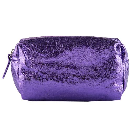 Косметичка квадратная LADY PINK FOIL фиолетоваяКосметички<br>Косметичка Lady Pink - стильное и удобное решение для хранения косметики. Большой выбор косметичек разных форм и размеров, а также ярких дизайнов позволит легко выбрать ту, которая подходит именно тебе.<br>