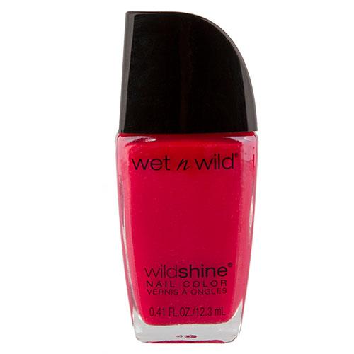 Лак для ногтей WET N WILD WILD SHINE тон E476e Red red 12 млЛаки<br>Обеспечивает ногтям безупречный блеск и яркий стойкий цвет.<br>