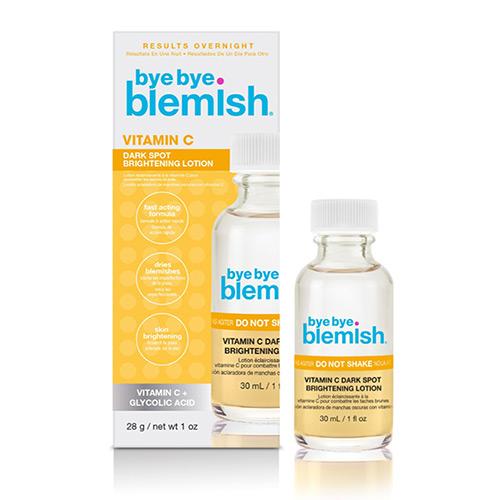 Лосьон для лица BYE BYE BLEMISH ночной с салициловой кислотой и витамином С против несовершенств кожи 28 г