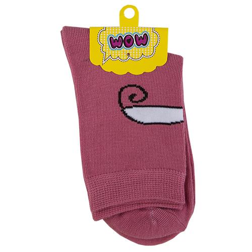 Носки женские `SOCKS` Kitty pink р-р единыйГольфы и носки<br>Носки женские Kitty pink р-р единый<br>