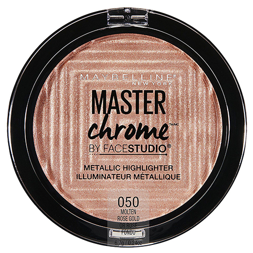 Хайлайтер для лица `MAYBELLINE` MASTER CHROME тон 050