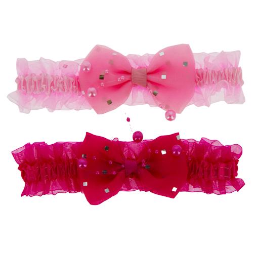 Набор повязок `MISS PINKY`Наборы<br>Аксессуары для волос MISS PINKY подчеркнут красоту прически вашей маленькой модницы.<br>