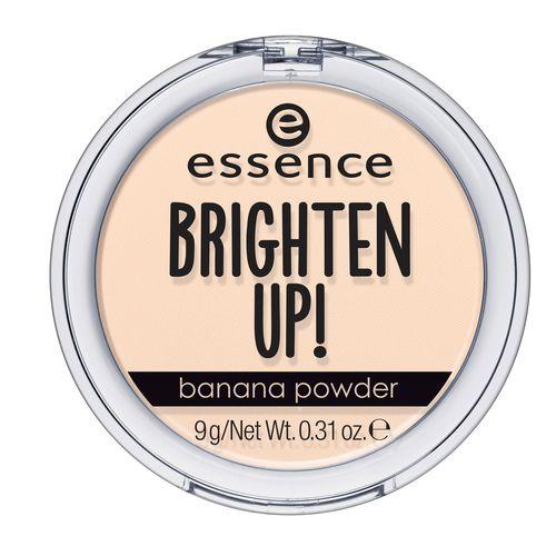 Пудра компактная для лица `ESSENCE` BRIGHTEN UP bananaПудра<br>Транспарентная матирующая пудра оттенка бананового мороженого поможет тебе сделать ультрамодный «запеченный» макияж и расставить световые акценты на твоем лице.<br>