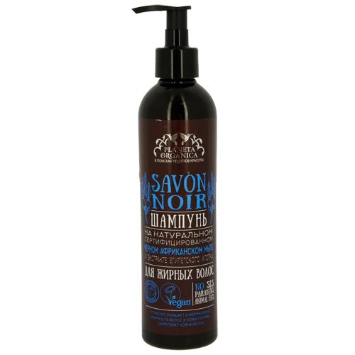 Купить Шампунь для волос PLANETA ORGANICA SAVON для жирных волос 400 мл, РОССИЯ/ RUSSIA