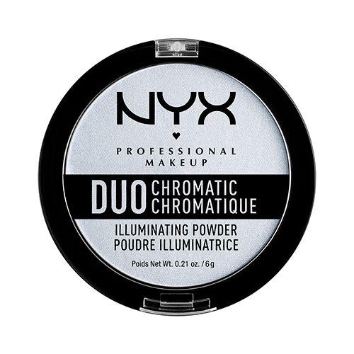 Купить Хайлайтер для лица NYX PROFESSIONAL MAKEUP DUO CHROMATIC тон 01 twilight tint, США/ USA