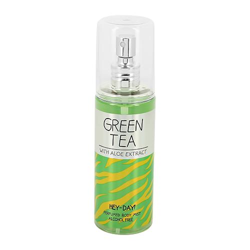 Мист для тела HEY-DAY! green tea парфюмированный жен. 135 мл