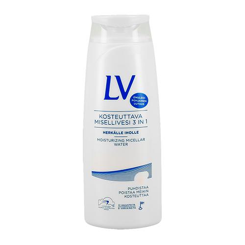 Купить Мицеллярная вода LV для очищения кожи и снятия макияжа 250 мл, ФИНЛЯНДИЯ/ FINLAND