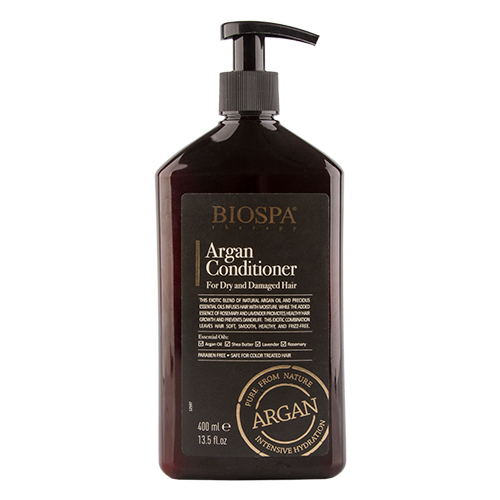 Купить Кондиционер для волос SEA OF SPA BIOSPA с аргановым маслом 400 мл, ИЗРАИЛЬ/ ISRAEL