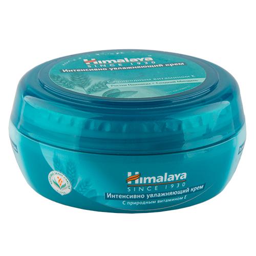 Крем для лица и тела `HIMALAYA HERBALS` интенсивно увлажняющий 50 млПитание и увлажнение<br>Ростки пшеницы- источник натурального витамина Е-смягчают и питают кожу. Защищают от агрессивного воздействия внешних факторов. Сладкий миндаль хорошо увлажняет и устраняет сухость кожи.<br>