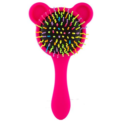 Щетка для волос `MISS PINKY` EYECANDY pinkЩетки массажные<br>Очаровательная расческа Miss Pinky подарит самое бережное расчесывание. А яркий цвет и интересный дизайн превратят процесс расчесывания  в настоящее удовольствие!<br>