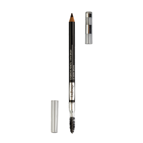 Карандаш для бровей ISADORA EYEBROW PENCIL тон 25Карандаш для бровей<br>Мягкий карандаш со щеточкой. Не содержит ароматизаторов<br>