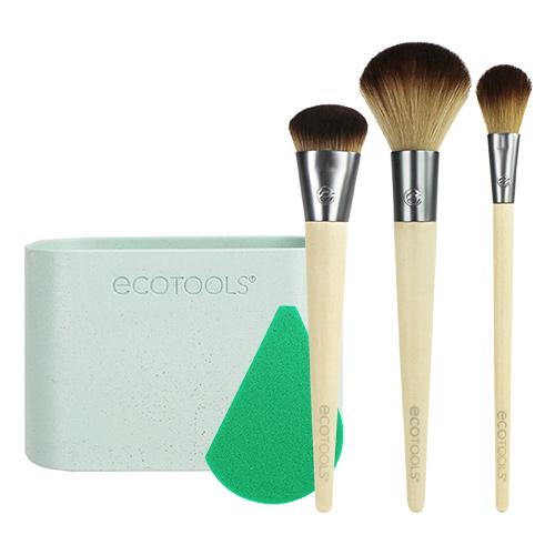 Набор кистей для макияжа ECOTOOLS AIRBRUSH COMPLEXION KIT фото