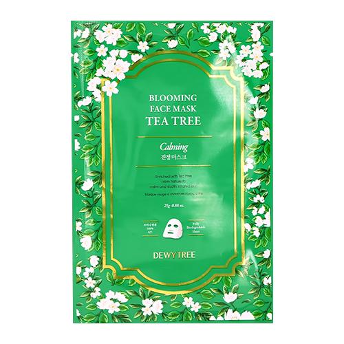Купить Маска для лица DEWYTREE Чайное дерево успокаивающая 25 г, РЕСПУБЛИКА КОРЕЯ/ REPUBLIC OF KOREA