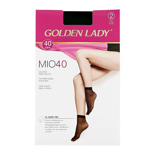 Носки женские GOLDEN LADY MIO 40 den Nero 2 пары