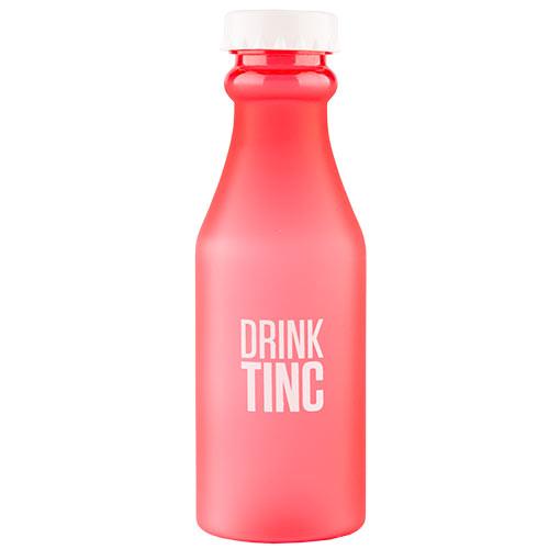 Бутылка для воды FUN матовая red 420 мл