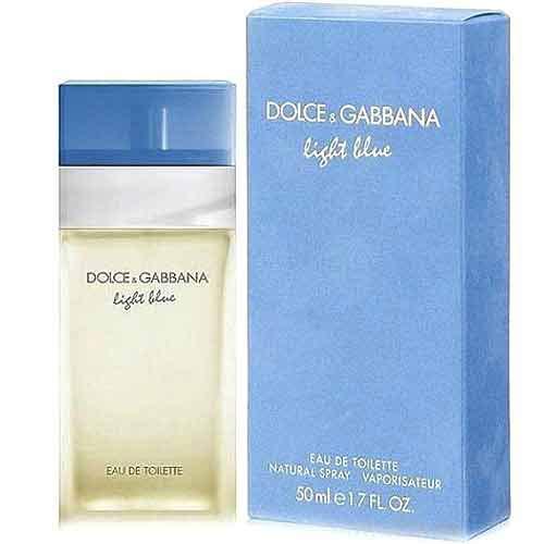 Купить Туалетная вода DOLCE & GABBANA LIGHT BLUE жен. 50 мл, СОЕДИНЕННОЕ КОРОЛЕВСТВО/ UNITED KINGDOM