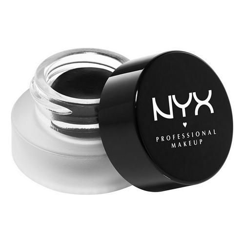 Подводка-мусс для глаз NYX PROFESSIONAL MAKEUP EPIC BLACK тон черный фото