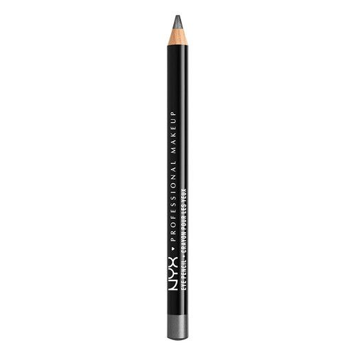Карандаш для глаз `NYX PROFESSIONAL MAKEUP` SLIM EYE PANCIL тон 919 GrayКарандаши<br>Устойчивый карандаш мягкой текстуры. Огромное разнообразие оттенков позволяет воплотить в жизнь любую makeup фантазию!<br>