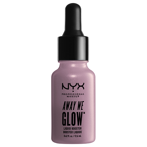 Хайлайтер для лица `NYX PROFESSIONAL MAKEUP` AWAY WE GLOW тон 03 жидкий