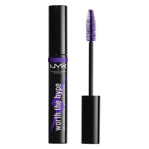 Тушь для ресниц `NYX PROFESSIONAL MAKEUP` WORTH THE HYPE тон purple