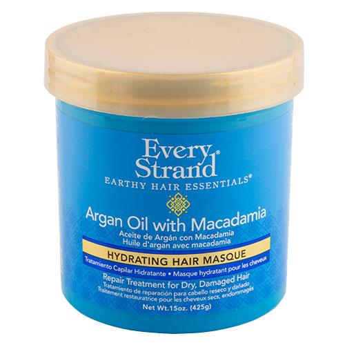 Купить Маска для волос EVERY STRAND с маслом арганы и макадамии в банке 425 г, США/ USA