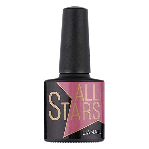 Купить Гель-лак для ногтей UV/LED LIANAIL ALL STARS тон Влюбленность 10 мл, РОССИЯ/ RUSSIA