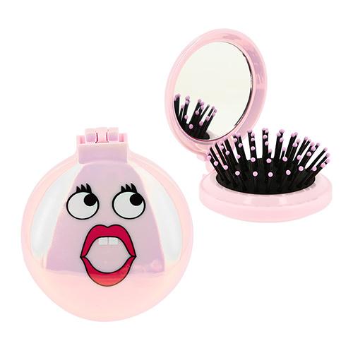 Купить Расческа для волос LADY PINK с зеркалом, КИТАЙ/ CHINA