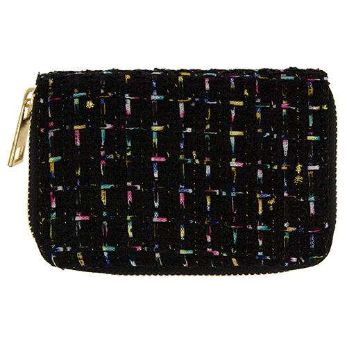 Кошелек `LADY PINK` BASIC черный текстильПрочее<br>Яркие кошельки Lady Pink прекрасно дополнят женскую сумочку и позволят Вам выглядеть стильно и модно при любых обстоятельствах!<br>
