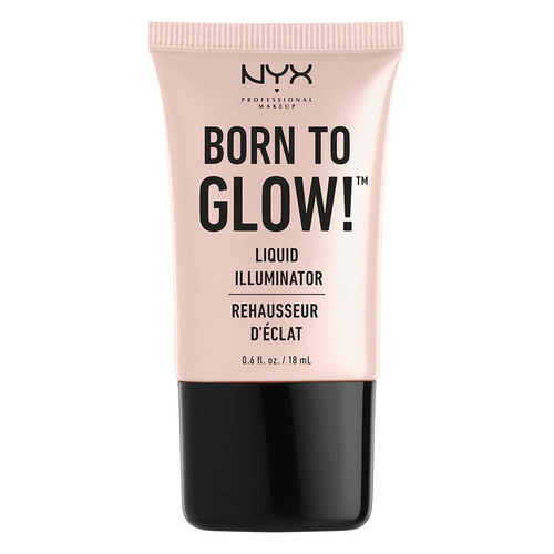 Хайлайтер для лица `NYX PROFESSIONAL MAKEUP` LIQUID ILLUMINATOR тон 01 жидкий SUNBEAM