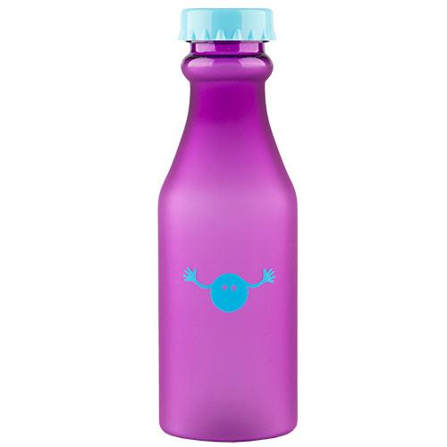 Бутылка для воды FUN матовая violet 420 мл
