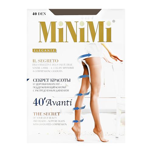 Колготки женские MINIMI AVANTI 40 den Daino р-р 3 фото